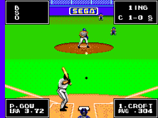 American Baseball ingame screenshot