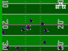 American Pro Football ingame screenshot