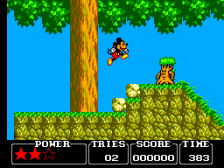 Castle of Illusion Starring Mickey Mouse ingame screenshot
