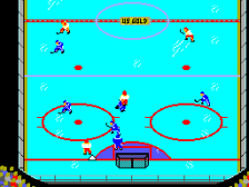 Championship Hockey ingame screenshot