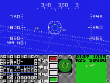 F-16 Fighting Falcon ingame screenshot