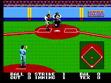 Great Baseball ingame screenshot