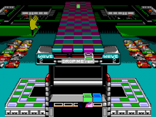 Klax ingame screenshot