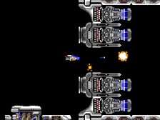 R-Type ingame screenshot