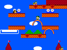 Rainbow Islands - The Story of Bubble Bobble 2 ingame screenshot
