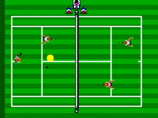 Tennis Ace ingame screenshot