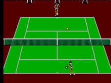 Wimbledon II ingame screenshot