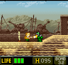Metal Slug - 2nd Mission ingame screenshot