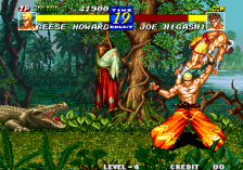 Fatal Fury 3: Road to the Final Victory ingame screenshot