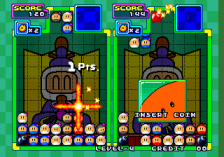 Bomberman: Panic Bomber ingame screenshot