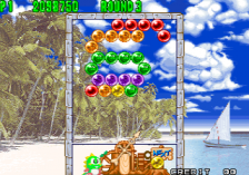 Puzzle Bobble 2 : Bust-A-Move Again ingame screenshot