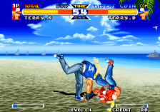 Real Bout Fatal Fury Special ingame screenshot