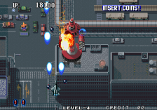 Aero Fighters 2 ingame screenshot