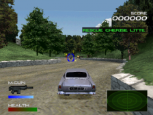 007 Racing ingame screenshot