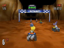 ATV Racers ingame screenshot
