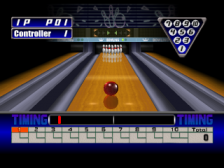Bowling ingame screenshot