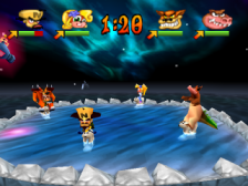 Crash Bash ingame screenshot