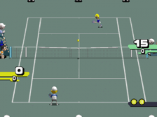 Tennis ingame screenshot