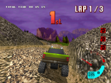 TNN Motor Sports - Hardcore 4x4 ingame screenshot