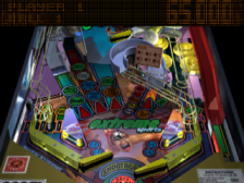 True Pinball ingame screenshot