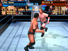 WWF SmackDown ! ingame screenshot