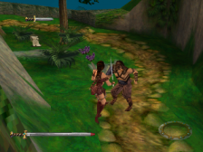 Xena - Warrior Princess ingame screenshot