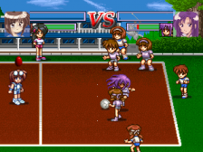 XS Junior League Dodgeball ingame screenshot