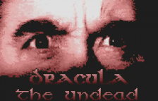 Dracula - The Undead title screenshot
