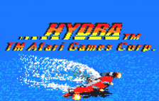 Hydra title screenshot