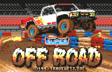 Super Off-Road title screenshot