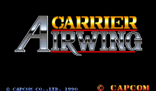 Carrier Air Wing title screenshot