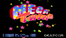 Mega Twins title screenshot