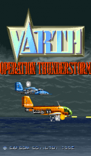 Varth : Operation Thunderstorm title screenshot