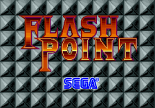 Flash Point title screenshot