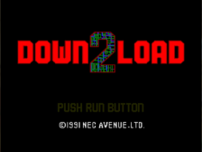 Download II title screenshot