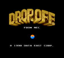 Drop.Off title screenshot