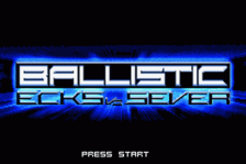 Ballistic - Ecks vs Sever title screenshot