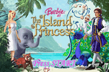 Barbie as the Island Princess title screenshot