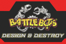 BattleBots - Design & Destroy title screenshot