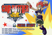 Car Battler Joe title screenshot
