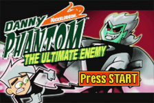 Danny Phantom - The Ultimate Enemy title screenshot