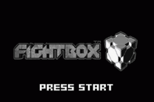 FightBox title screenshot