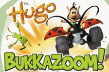 Hugo - Bukkazoom! title screenshot