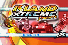 LEGO Island - Xtreme Stunts title screenshot