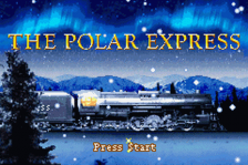 Polar Express, The title screenshot