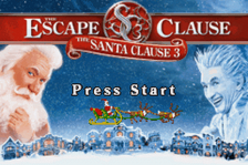 Santa Clause 3, The - The Escape Clause title screenshot