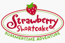 Strawberry Shortcake - Summertime Adventure title screenshot