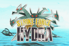 Strike Force Hydra title screenshot