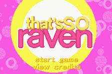 That's So Raven title screenshot