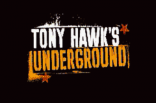 Tony Hawk's Underground title screenshot